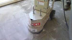 Edco Floor Grinder Polisher by Gallery