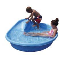 Curved Slide Pool 10 X 52 16 In