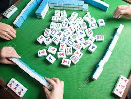 mahjong stock photo picture and royalty free