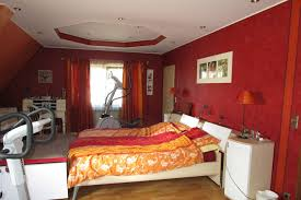 coplaning s a schlafzimmer mit dachgeschräge modern