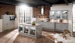 moderne einbauküche classica 1230 perlgrau hochglanz