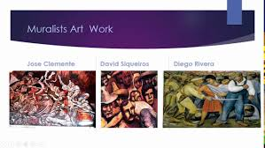 Famous Mexican Mural Artists by Mexican Muralist Movement Lesson Youtube