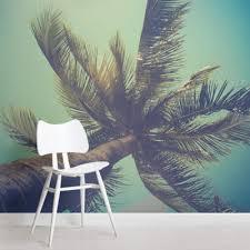 California Palm Wall Mural