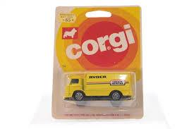 100 Rent Ryder Truck Corgi Juniors 74 Leyland Van Al Free