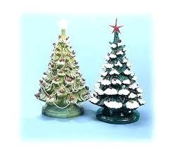 Ceramic Tree Lights Bulbs Best Celebration Day Vintage Molds Christmas