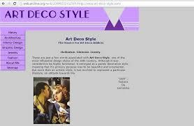 deco typography history deco style redesign deco style