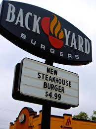 Back Yard Burgers Returns to LR as Franchise Location