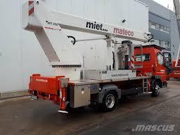 100 Mateco Truck Equipment Wumag WT 2503 2005 Mounted Aerial Platforms Mascus Ireland