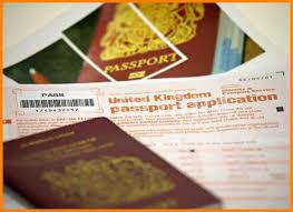 4 passport application form post office