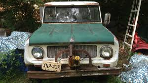 100 International Scout Truck Discover The True Wackiness Of This Forgotten 4x4 And Why Theyre