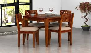 48 Options 4 Seater Dining Table Set
