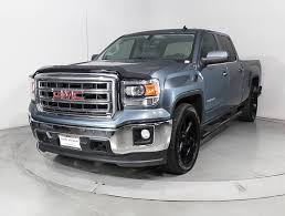 100 Gmc 2014 Truck Used GMC SIERRA Sle Crew Cab 4x4 For Sale In HOLLYWOOD