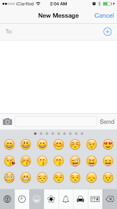 How to Enable Emoji Emoticons on Your iPhone iPad iPod Touch