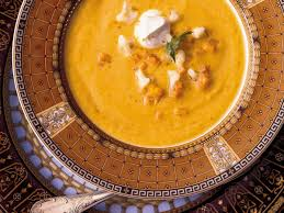 Spicy Pumpkin Butternut Squash Soup by Curried Butternut Squash And Cauliflower Soup Recipe Eric