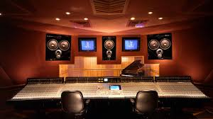 Recording Studio Music Hd Wallpaper