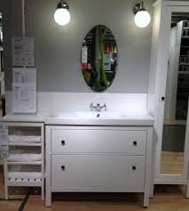 Ikea Double Faucet Trough Sink by Ikea Bathroom Sinks 46 Inch Vanity Narrow Depth Vanity Bathroom