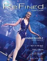Volume 1 Issue 3 UNBREAKABLE Fashion Meets Art