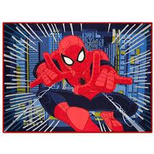 Marvel s Spiderman Nylon Room Rug 4 6