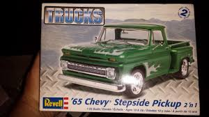 100 1965 Chevy Stepside Truck To Be Auctioned On The Workbench