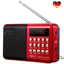radio mit batterie günstig kaufen ebay