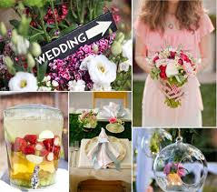 Garden Wedding Ideas Diy Shabby Chic Vintage Theme