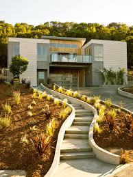 100 Blu Homes Prefab Sunset Idea House Breezehouse Healdsburg CA Sunset Magazine