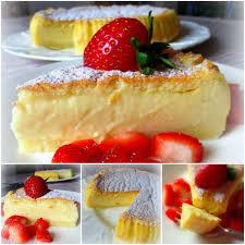 gâteau magique au chocolat blanc gâteaux délices
