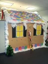 office christmas decorations holiday office door decorating ideas