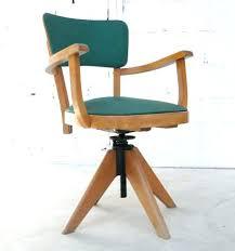 fauteuil bureau vintage chaise fauteuil vintage fauteuil vintage style scandinave coussins
