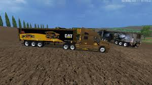 CAT TRUCK AND CAT SEMI TRAILER V2.0 BY EAGLE355TH • Farming ... Caterpillar Truck Trend Legends 2002 Cat 735 Arculating Dump 89000 Letzring Inc Truck Road Trucks Puerto Rico Flickr Ct660 Now Thats One Gdlooking Cat Dp1535cn Lift Trucks Com Lovers Trailer Pack Mod Farming Simulator 17 Ends Navistar Partnership Plans To Build News And Reviews Top Speed Dale Enhart And Trailer By Eagle355th Fs15 777 Truckingcaterpillar 777c930 Gross870 Net Hp From A Service And Diesel Shop Ziegler