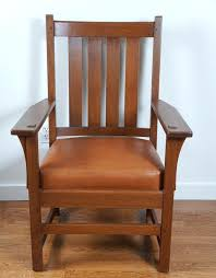 Stickley Rocking Chair Plans by Stickley Armchair Original Armchair 1 Stickley Brothers Chair