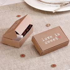 Just My Type Kraft Cake Boxes