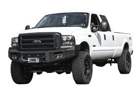 100 Truck And Winch Coupon Code 20052007 F250 F350 Fab Fours Front Bumper FFIFS05A1251