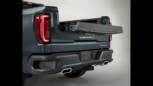 New 2019 GMC Sierra Revealed With A Carbon-fiber Bed Available On ... 2017 Gmc Sierra Denali 1500 Crew Cab Test Drive Carbon Fiberloaded Oneups Fords F150 Wired Lifted Truck Socal Trucks New Luxury Vehicles And Suvs Canyon Review Dealer Reading Pa 2016 First Digital Trends 2014 Exterior Interior Walkaround 2013 La 4wd 2005 Pictures Information Specs 2019 Look Kelley Blue Book 2500hd Overview Cargurus