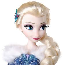 Elsa Doll Olafs Frozen Adventure Limited Edition Elsa Olaf