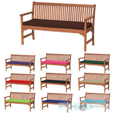 Excellent Outdoor Waterproof 3 Seater Bench Swing Seat Cushion