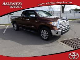 100 Toyota Tundra Trucks PreOwned 2015 4WD Truck Limited Double Cab In