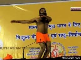 Take A Look At Some Of The Best Baba Ramdev Moves That Will Put Bollywood Actors To Shame
