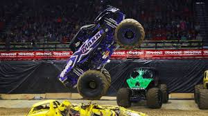 100 Monster Trucks Atlanta Traxxas To Rumble Into Rabobank Arena On Winter 2018