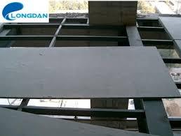 waterproof fireproof non asbestos calcium silicate ceiling tile