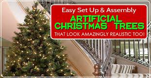 Krinner Christmas Tree Genie by Easy To Set Up And Assemble Artificial Christmas Trees That Look
