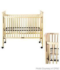 90 000 Bassettbaby Drop Side Cribs Recalled