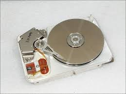 Note MOST Hard Drives Have 2 Heads Per Platter One On Each Side The Previous Drive Only Has 3 Arm That You See In Picture No