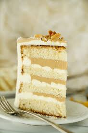 Dreamy White Chocolate Peanut Butter Cake
