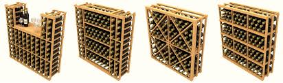 Modular Kit Wine Racks Residential & mercial Florida
