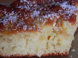 dessert ananas noix de coco gâteau moelleux ananas noix de coco gâteau