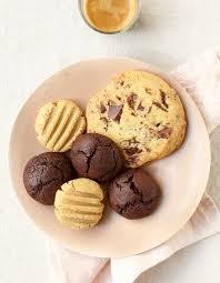 recette de cuisine cookies cookies aux pépites de chocolat noir pour 6 personnes recettes