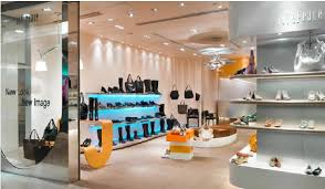 International Cool Retail Brand Joy Peace Shoes Interior Design By Another