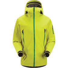 arc u0027teryx sabre gore tex shell ski jacket men u0027s peter glenn