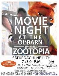 Movie Night At The Ol'Barn, Showing Zootopia 7:30 PM - Wolf Creek ... Splice 2009 Review The Wolfman Cometh Mitchell River House As Seen In The Nicho Vrbo Filethe Old Barn Dancejpg Wikimedia Commons Brinque Fests Favorite Flickr Photos Picssr Barn Butler Ohio Was Movie Swshank Redemption Iverson Movie Ranch Off Beaten Path Barkley Family Biler Norsk Full Movie Game Lynet Mcqueen Lightning Cars Disney Lake Gallery Blaine Mountain Resort Montana 2015 Cadian Film Festival Wedding Review Xtra Mile Mickeys Disneyland My Park Trip 52013 Ina Gartens East Hampton House Love I Hamptons